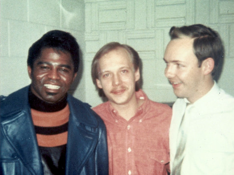 MLK, James Brown, and Me