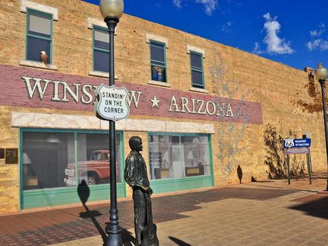 Eagles: Making Winslow, AZ, Famous