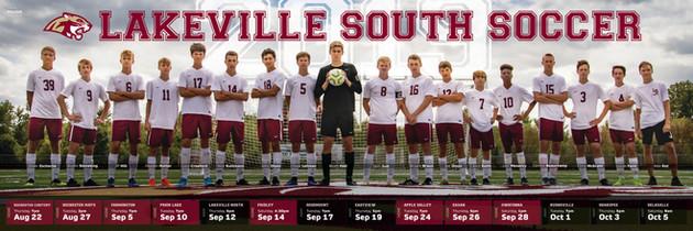 Lakeville South Varsity Soccer