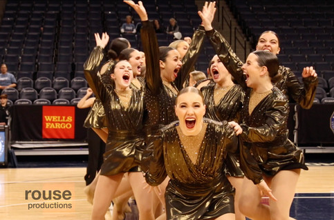 Lake Liners win first ever 2nd place medal at State for Kick