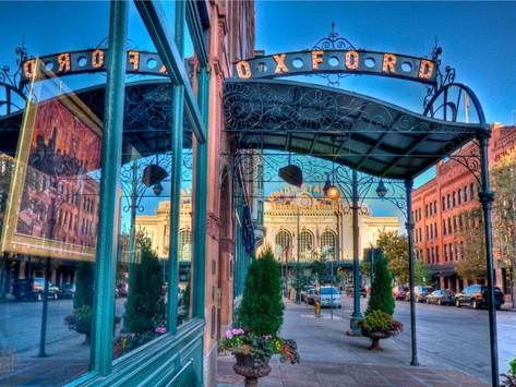 Where to Stay in LoDo- Denver's Historic Oxford Hotel