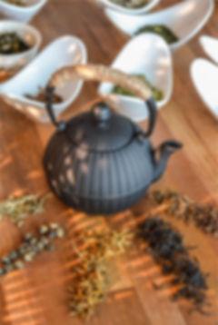 loose leaf tea by quies tea