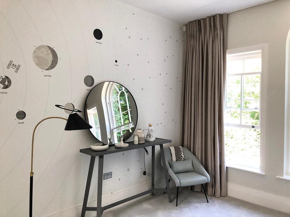 Kashimiri silk curtains for bedroom, mad