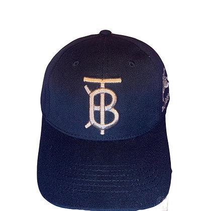 BURBERRY HAT (BLACK)