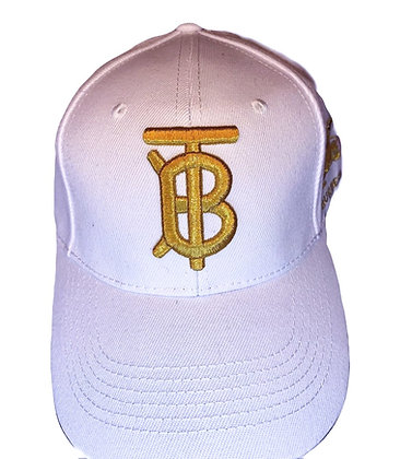 BURBERRY HAT (WHITE)