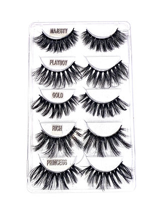 MAJESTY LASH BOOK