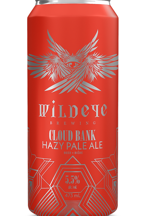 4 PACK - CLOUD BANK HAZY PALE ALE