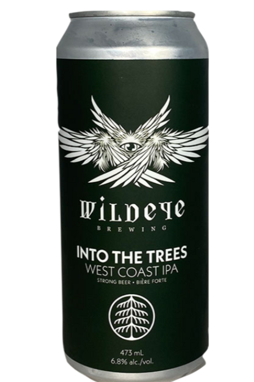 4 PACK - INTO THE TREES WEST COAST IPA