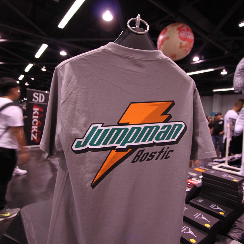 Jumpman Bostic x Original Rufnek