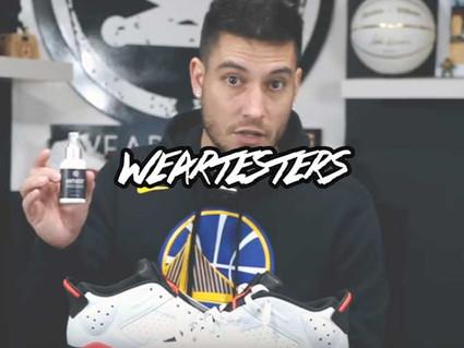 WearTesters reviews ANTIDŌT