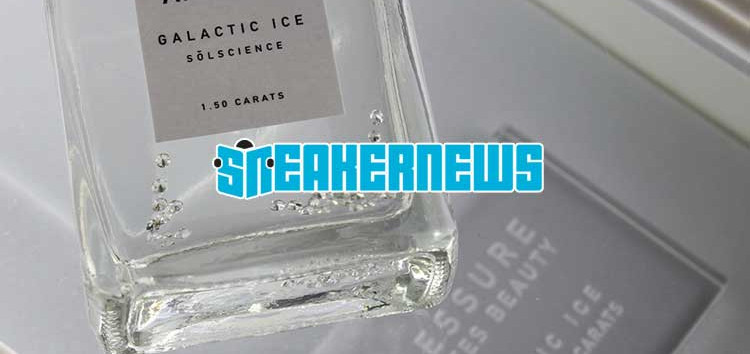 SneakerNews features Galactic Ice