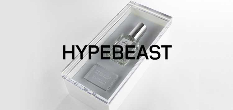 Hypebeast China features Galactic Ice