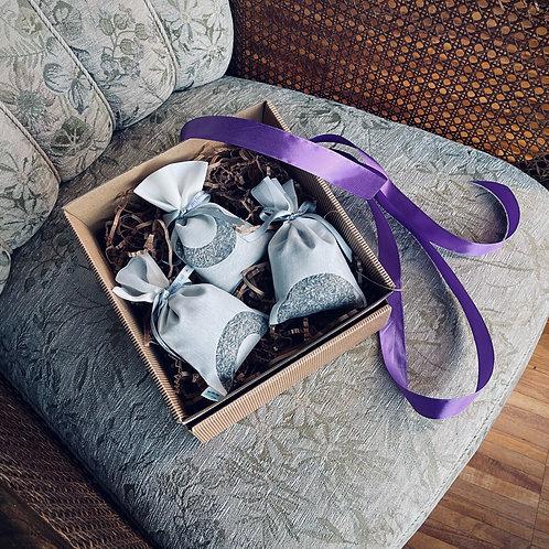 Zestaw prezentowy w opakowaniu ozdobnym (nr 3)