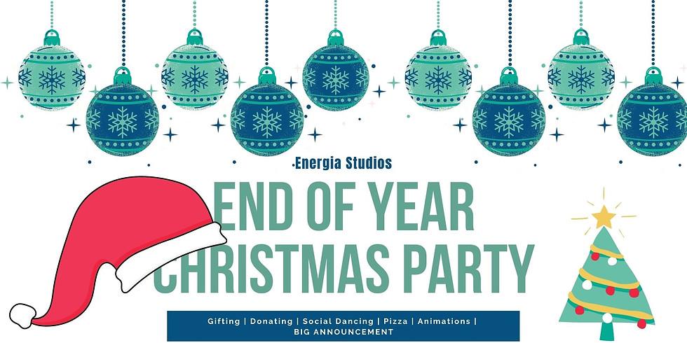 Energia Christmas Party