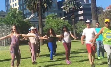 samba dance class brazilian entertainment