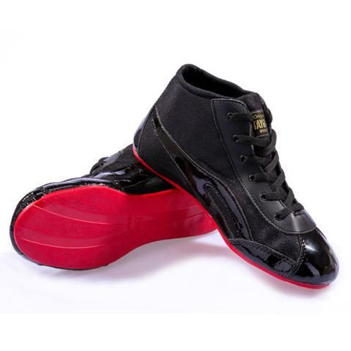 Black & Red High Top Taygra's