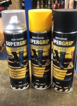 Rust-Oleum Super Grip Anti Slip Spray 550ml Aerosols