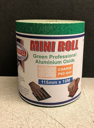 Glass Paper Rolls  10 Metre Course x 115