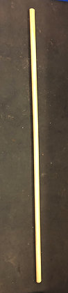 Handle 5ft 1 1/8 broom