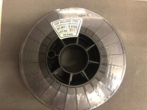 Mig Wire 0.6mm Randon 5kgs