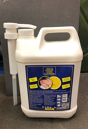 Lemon Hand Cleaner 5L