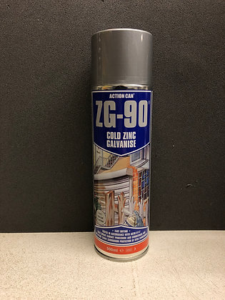 ZG 90 Zinc Galv Spray 500ml