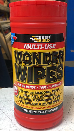 Wonder Wipes Tub 100