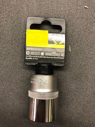 "24mm 1/2"" Drive Socket"