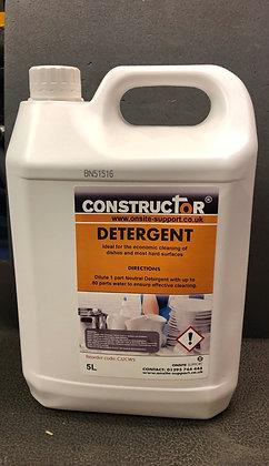 Constructors Detergent