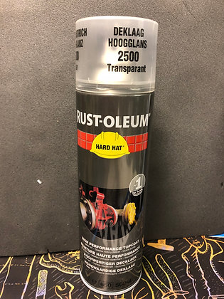 HH Spray Clear Gloss Topcoat 2500