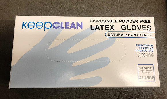 Gloves Disposable Box of 100