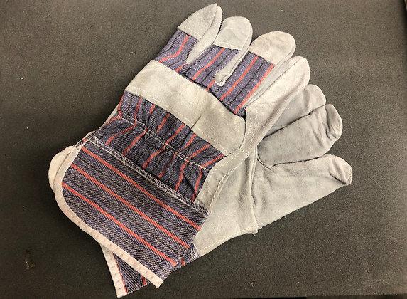 Gloves Chrome Leather Rigger
