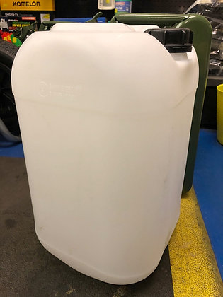 25Lt Empty Water Container
