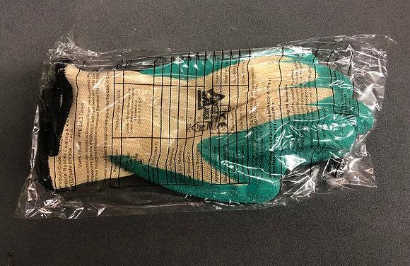 Orange/Green Scaffold Gloves