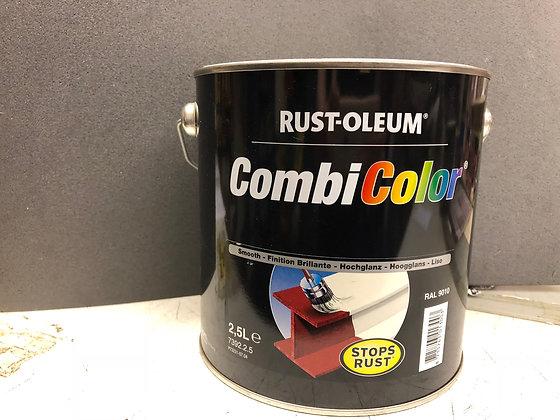 Rustoleum Combi Colour 2.5L Tin