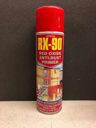 RX 90  Red Oxide Anti-Rust Primer Spray 500ml