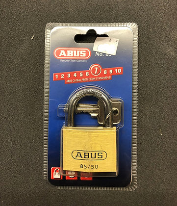 Padlock Brass 50mm 85C