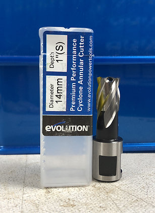Rotabroach Cutters 14 mm - 32mm Short