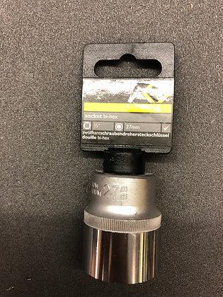 "27mm 1/2"" Drive Socket"