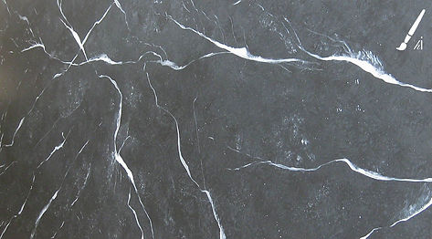 Decorative Painting of Black Marble by Habitat Improver