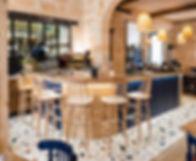 Restaurant architecture ecologique slowfood bio