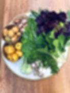 Restaurant Panier fruits et légumes bio, locaux et de saison slowfood