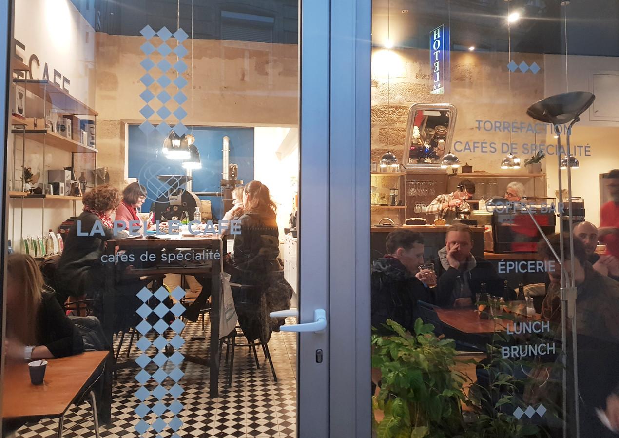 Casa Gaïa - La Pelle Café