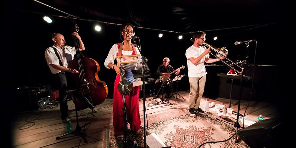 Concert du Crawfish Wallet pour les 1 an de Casa Gaïa