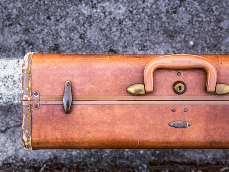 Because Nobody Wants That Old Suitcase