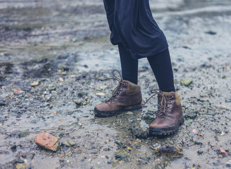 Getting Down and Dirty (what March can teach us about manifestation)