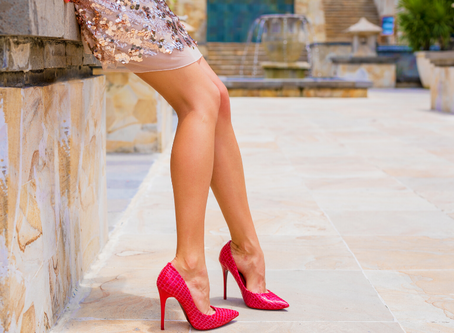 How I Solved the Strange Case of the Stiletto Shoes