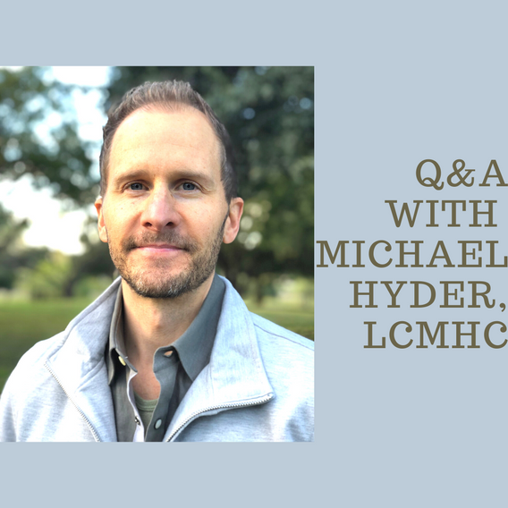 Q&A With Michael Hyder