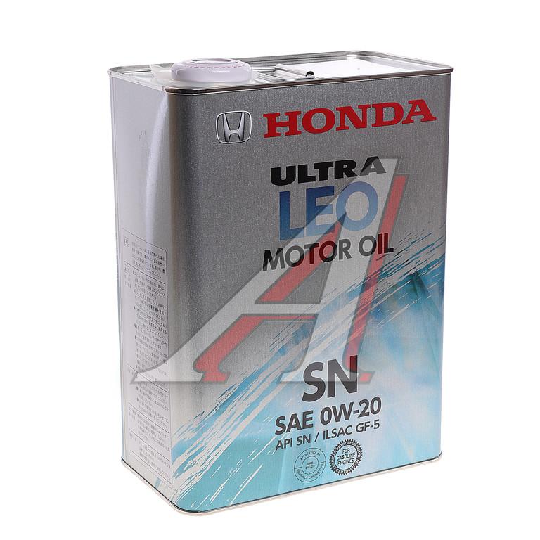 HONDA Ultra LEO SAE 0W-20