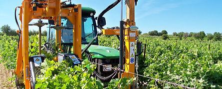 multiviti vineyard equipment viticulture pruning machine